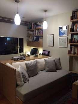 : Salas de estilo clásico por ISLA Proyectos