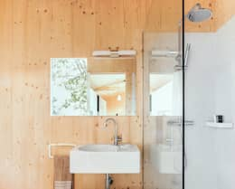dom arquitectura의  화장실