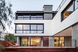 moderne Huizen door Alex Gasca, architects.