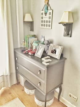 eclectic Nursery/kid's room by Jo White Candy