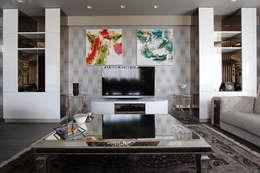 Salon de style de style Moderne par Orkun İndere Interiors