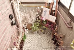 Self Interior 셀프 보일러실 인테리어 : 함프리 의