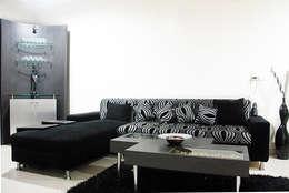 Ruang Keluarga by Sneha Samtani I Interior Design.
