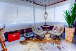Terrace by VL Arquitetura e Interiores
