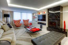 classic Living room by VL Arquitetura e Interiores