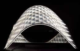 revolite LED Wandleuchte Mura: moderne Arbeitszimmer von Dietmar Tappe revolite