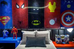 Dormitorios infantiles de estilo moderno por Arquiteto Aquiles Nícolas Kílaris