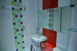 Kids Room Bathroom: modern Bathroom by ZEAL Arch Designs