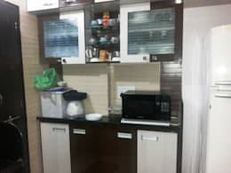 Kitchen: classic Kitchen by ZEAL Arch Designs