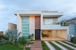 Дома в . Автор – Livia Martins Arquitetura e Interiores