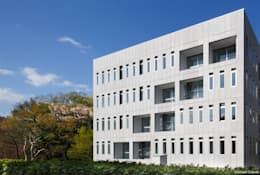 Ryo MURATA Laboratory의  주택