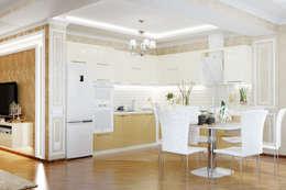 Cuisine de style de style Classique par Студия дизайна Interior Design IDEAS