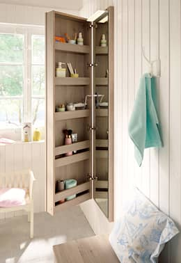 modern Bathroom by nexus product design