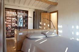 غرفة نوم تنفيذ MIDE architetti