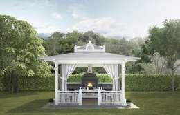 Беседка / Summer house: Дома в . Автор – Way-Project Architecture & Design