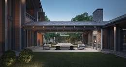 Casas de estilo clásico por Way-Project Architecture & Design