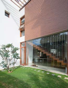 Projekty,  Ogród zaprojektowane przez studio XS