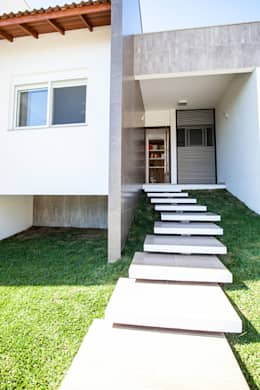 modern Houses by Roma Arquitetura