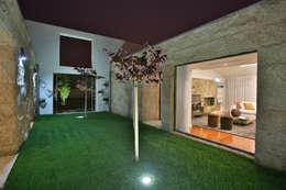 modern Garden by RDLM Arquitectos associados
