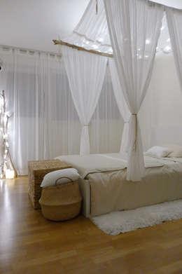 modern Bedroom by Skéa Designer