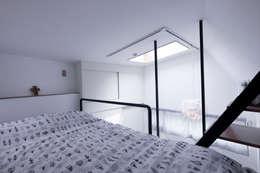 臥室 by 토맥건축사사무소