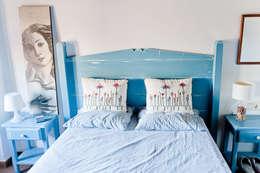 rustic Bedroom by Miulas Mobles