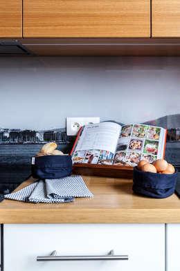 Cuisine de style de style Scandinave par Ayuko Studio