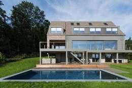 Дома в . Автор – BURO5 - architectes & associés