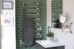 Projekty,  Łazienka zaprojektowane przez TONS DE BANHO