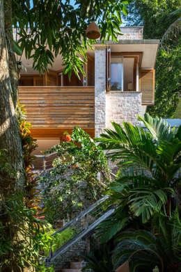 tropical Houses by Maria Claudia Faro