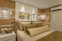 Habitaciones de estilo moderno por Designer de Interiores e Paisagista Iara Kílaris