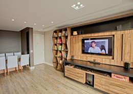 غرفة المعيشة تنفيذ Super StudioB