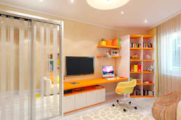 Квартира в ЖК Созвездие: Детские комнаты в . Автор – 35KVADRATOV