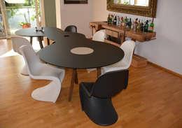 modern Dining room by herpich & rudorf GmbH + Co. KG