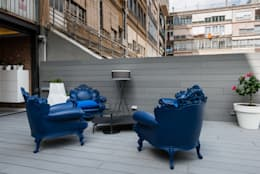 Balconies, verandas & terraces  by homify