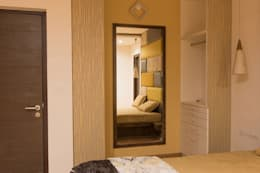 Apartment Interiors: modern Dressing room by Studio Stimulus