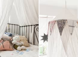 eclectic Nursery/kid's room by Ayuko Studio
