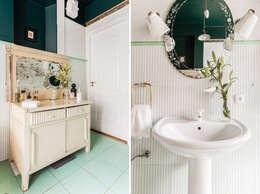 Salle de bains de style  par Ayuko Studio
