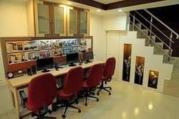 Ruang Kerja by ZEAL Arch Designs