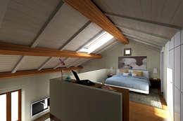 modern Bedroom by AAA Architettura e Design