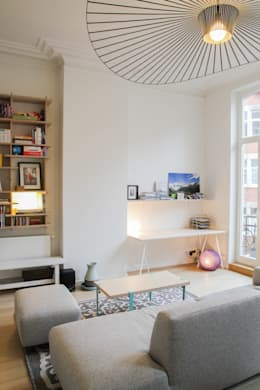 modern Living room by Alizée Dassonville | architecture