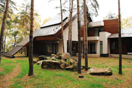 modern Houses by Армен Мелконян