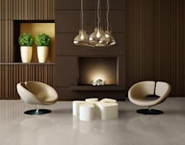Paredes de estilo  por Fade Marble & Travertine
