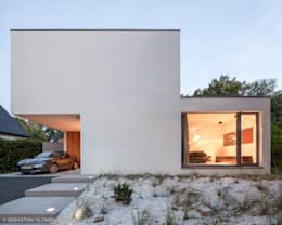 modern Houses by HGK Hamburger Grundstückskontor