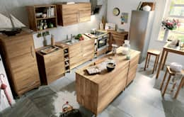 modern Kitchen by Allnatura