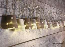 Projekty,  Jadalnia zaprojektowane przez pouramis