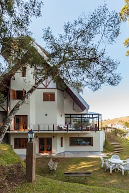 VNK Arquitetura e Interiores의  주택
