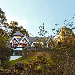 Casas de estilo rústico por VNK Arquitetura e Interiores