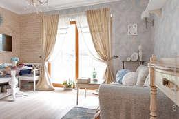 Гостиная в . Автор – DreamHouse.info.pl
