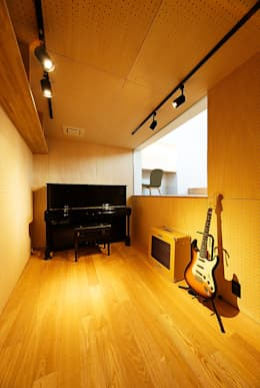 haus-note: 一級建築士事務所hausが手掛けた和室です。
